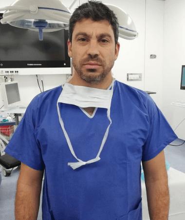 Diego Bernabé cirujano bariátrico en UCOM